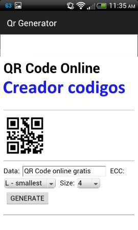 QR-Code Android FREE